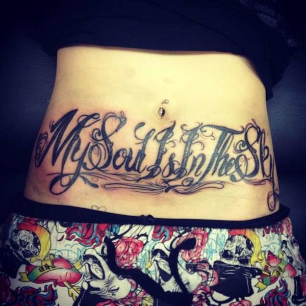 Tattoos tummy tuck scar cover up tummy tuck information for Tummy tuck cover tattoos